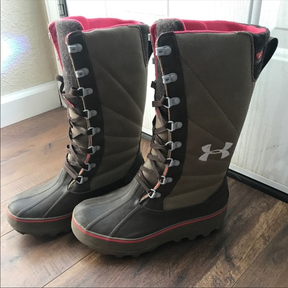 Under Armour Winter And Snow Boots